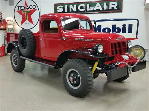 1946 dodge truck for sale 1946 dodge power wagon vintage show truck avaliable