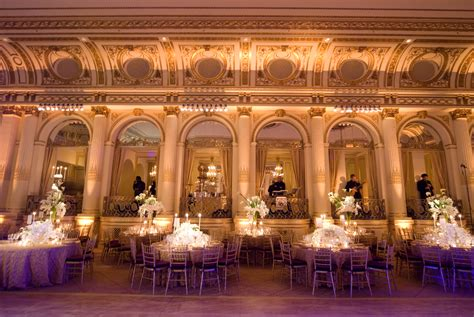 A Five Star Luxury Wedding At The Plaza Hotel New York