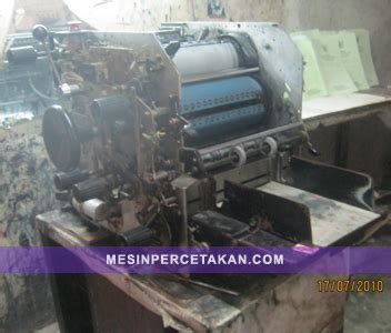 Mesin Offset Mini toko 820 jual mesin cetak mini offset mesinpercetakan