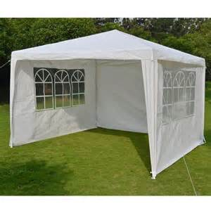 Gazebo Canopy Tent by Wedding Party Tent Outdoor Easy Assembly Gazebo Bbq
