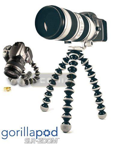 Gorillapod Mirrorless joby gorillapod slr zoom tripod for dslr and