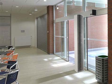air curtain design new quiet vertical air curtain