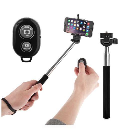 Monopod Bluetooth totu bluetooth remote monopod selfie stick multicolor selfie sticks accessories at