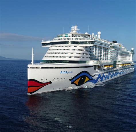 Aidaprima Das Schiff by Mallorca 24 J 228 Hriger Passagier Springt Aida Ins
