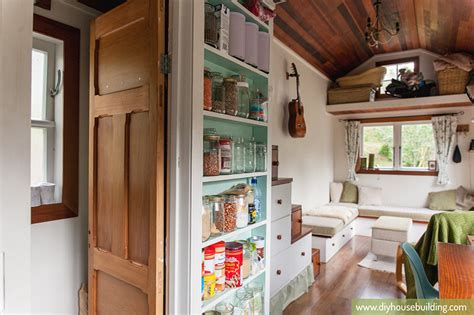 Eco Friendly Home Plans by Tiny House Pictures Life In Our Tiny Trailer House One