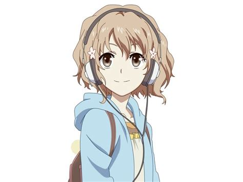 anime demon girl with short hair anime tapeten hanasaku iroha p a works matsumae ohana