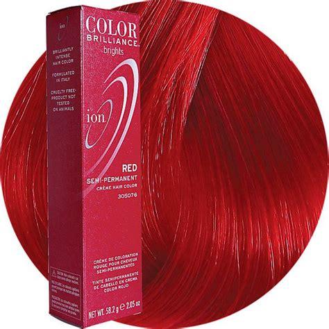 ion semi permanent hair color chart semi permanent hair color hair nails semi