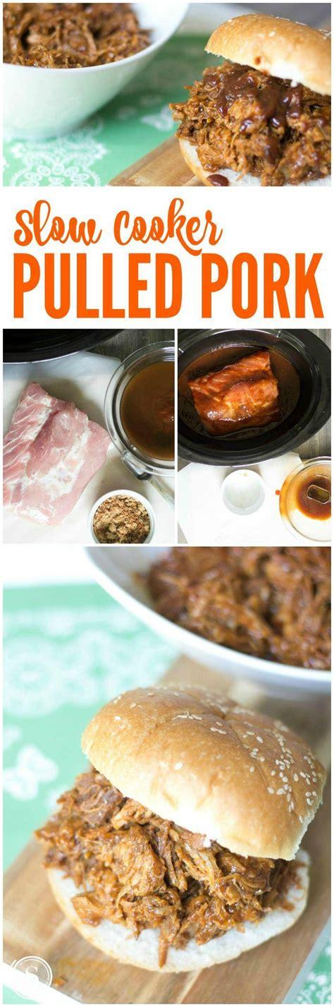 best pulled pork cooker recipe cooker pulled pork recipe