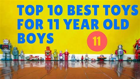 best cool toys for 11 year old boy christmas 11years jpg