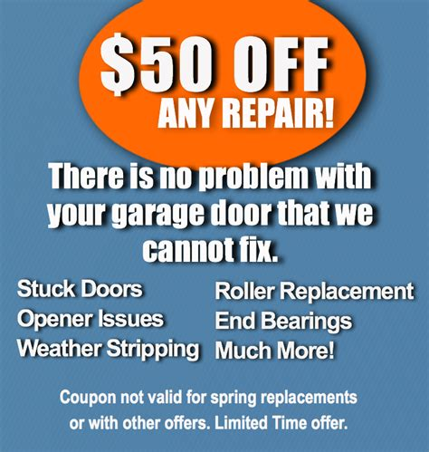 Garage Door Repair Creek Az by Noisy Garage Door Repair Az
