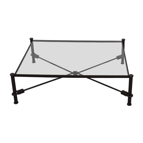 Black Wrought Iron Coffee Table Coffee Tables Used Coffee Tables For Sale