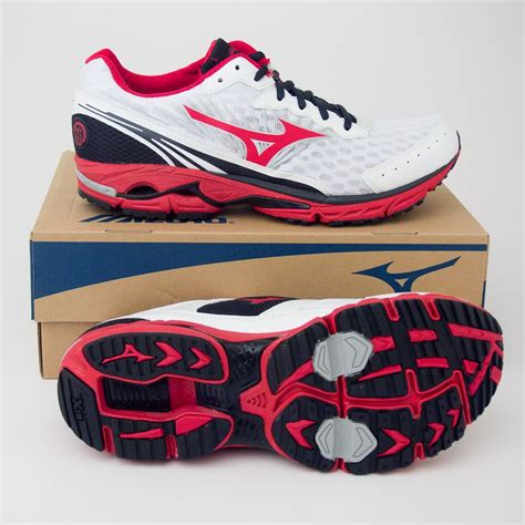 mizuno shoes wave rider 16 mizuno wave rider 16 running shoes 8kn 30262 in white
