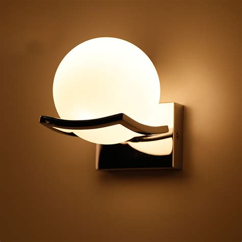waterproof lighting for bathrooms modern led wall lights living room bedroom flexible arm