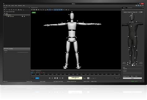 motion capture system optitrack motion capture for animation