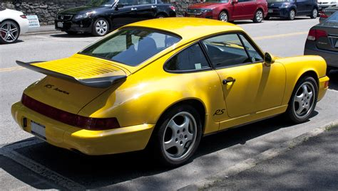 porsche 964 rs 1993 porsche 911 carrera rs america 964 related infomation