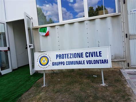 sede protezione civile protezione civile di carsoli sede confinelive confinelive