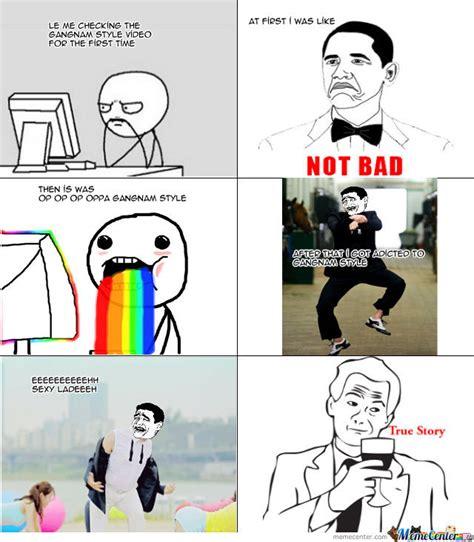 Gangnam Style Meme - gangnam style by zito meme center