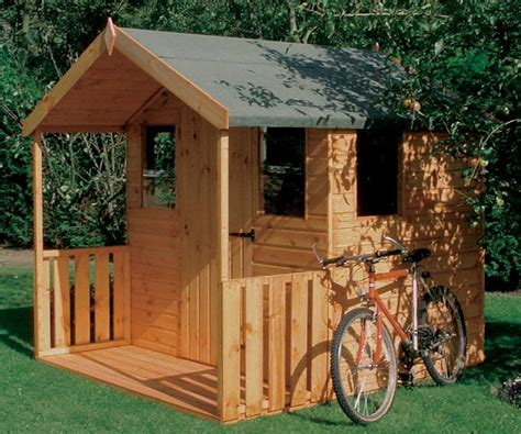 learn to build shed more garden shed verandah