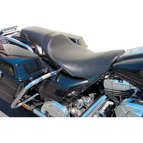 best touring seat for harley road king danny gray weekday 2 up custom seat for harley road king