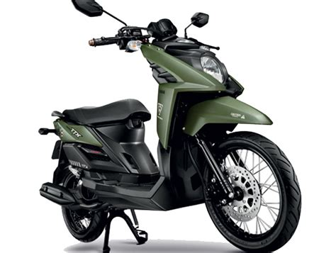 Lu Yamaha X Ride spesifikasi dan harga yamaha x ride matic cross terbaru yamaha news center