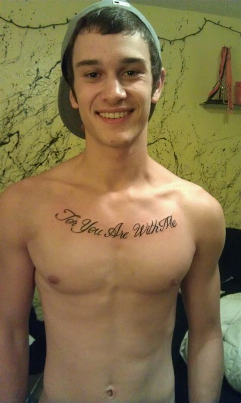 bible tattoos for men bible quotes chest tattoos for quotesgram