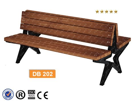 sitting bench db 202 sitting benches composite bench outdoor equipment