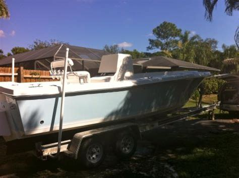 used center console boats naples fl 2007 25 foot competition center console fishing fishing