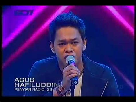 agus hafiluddin agus hafiluddin here without you x factor indonesia