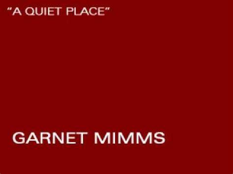A Place Mimms Garnet Mimms A Place