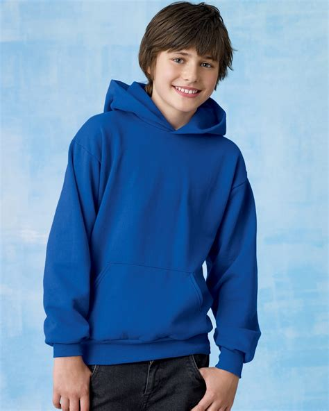 Child Sweatshirt 3 hanes p473 comfortblend ecosmart youth hooded sweatshirt 12 73 youth s sport shirts