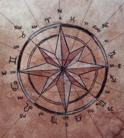 compass tattoo price compass rose by stanleemacha on deviantart auction