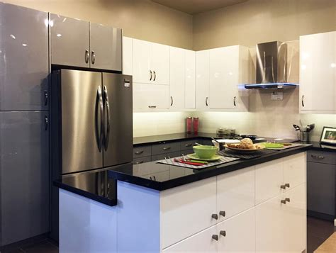 white flat panel kitchen cabinets high gloss white flat slab panel cabinets
