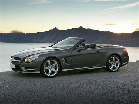 mercedes convertible 2015 mercedes benz sl class price photos reviews