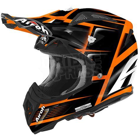 airoh motocross helmets uk 2016 airoh aviator 2 2 helmet reflex orange gloss