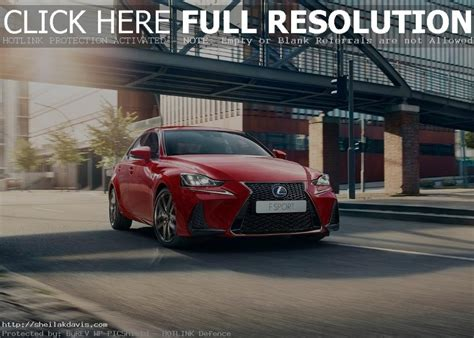 Lexus Is300h 2020 by 2020 Lexus Is 300h Hybrid Sport Variant Auto Suv 2019 2020