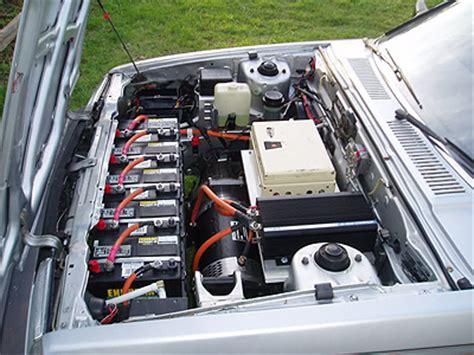 come trasformare un'auto a benzina in elettrica con il fai