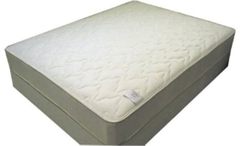 Ortho Deluxe Mattress Review by Brothers Furniture Ortho Deluxe Firm Size