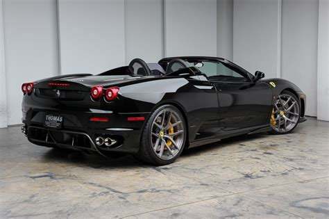ferrari f430 modified hamman modified ferrari f430 spider rare cars for sale