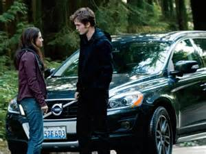 Edward Cullen Volvo Edward Cullen Drives A Volvo Xc60 In The Twilight Saga