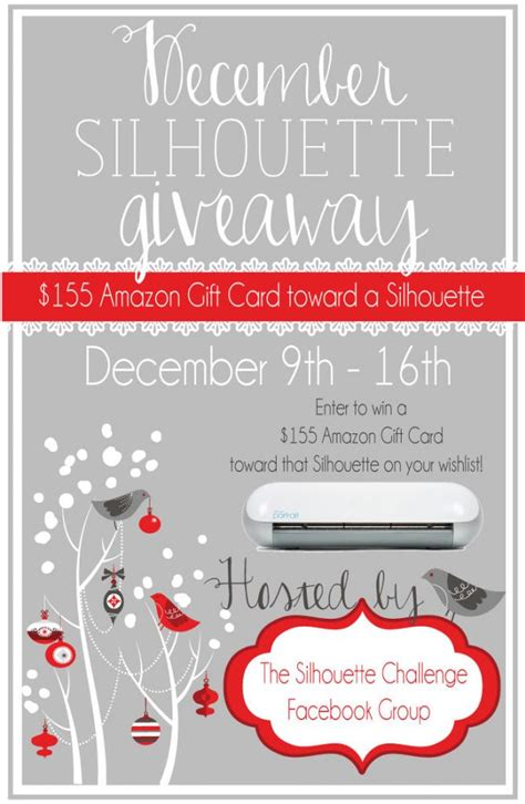 How To Sign Up For Amazon Giveaways - silhouette state sign couple gift amazon gift card giveaway