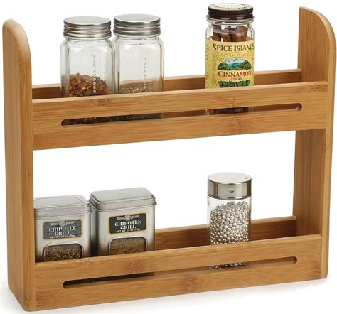 White Wall Mounted Spice Rack Wall Mount Spice Racks For Kitchen Kitchen Ideas