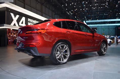 Distribution Board X4 2018 Geneva Motor Show New Bmw X4 In Flamenco