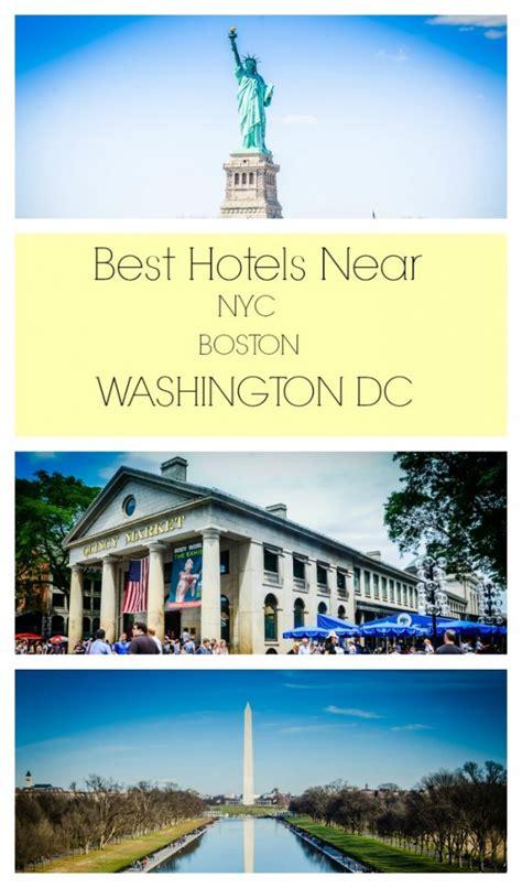 Best Mba Near Dc by Best Hotels Near Nyc Boston And Washington Dc