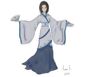 Traditional kimono dress traditional hanfu kimono