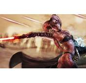 Star Wars Sith Darth Talon The Lightsaber