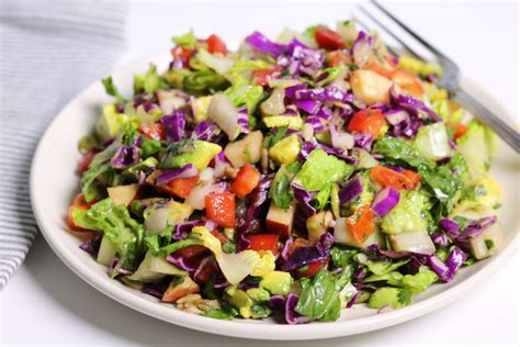 Chopped Detox Salad by All Recipes Archives Page 2 Of 21 Three Hungry Boys