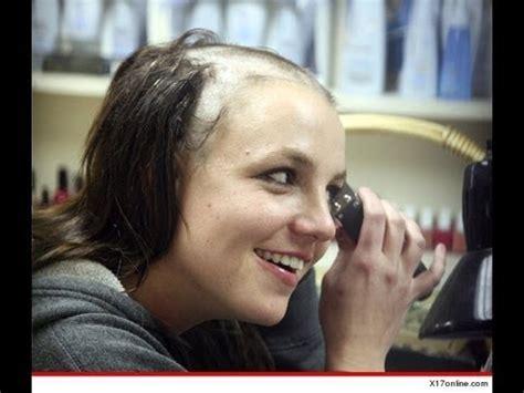 britney spears drug addiction led to shaving her head says