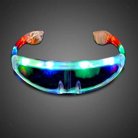 sunglasses with lights light up led goggles