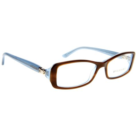 bvlgari glasses bv4040 frame and blue arms