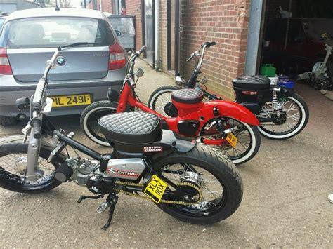 Lu Senja Honda C50 C70 C90 custom honda c50 c70 c90 cub seat honda and cubs